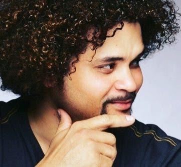 El cantante dominicano Pablo García.