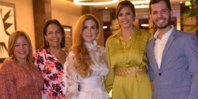 Montserrat Puig, Alexandra Matos, Damaris Rubio, Renata Soñé y Miguel Alejandro.