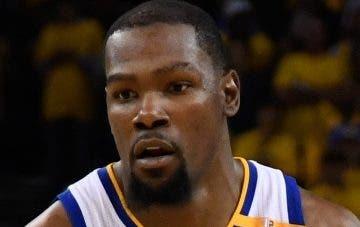 Kevin Durant considerado un ídolo por Warriors.  Ap