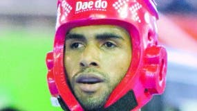 Moisés Hernández logró medalla de bronce. MANUEL JIMÉNEZ