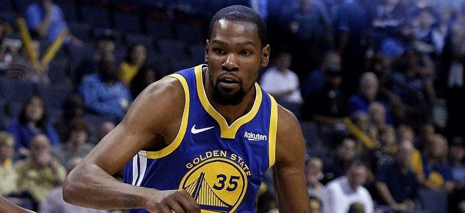 Firma de Kevin  Durant aumenta las expectativas para los Nets