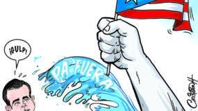 Caricatura de El Día, por Cristian Hernández.