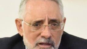 Vitelio Mejía Ortiz, presidente de  la Lidom. ARCHIVO