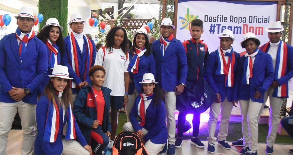 Meta de República Dominicana en Panam de Lima es quedar en los primeros 10 lugares