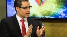 Juan Ariel Jiménez, ministro de Economía, Planificación y Desarrollo.