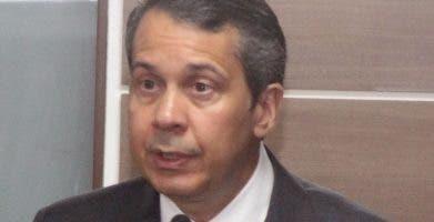 Orlando Jorge Mera, delegado del PRM ante la Junta.