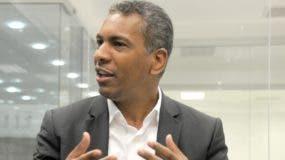 Martínez está señalado como el próximo presidente de la Cámara de Diputados .  N. Monegro