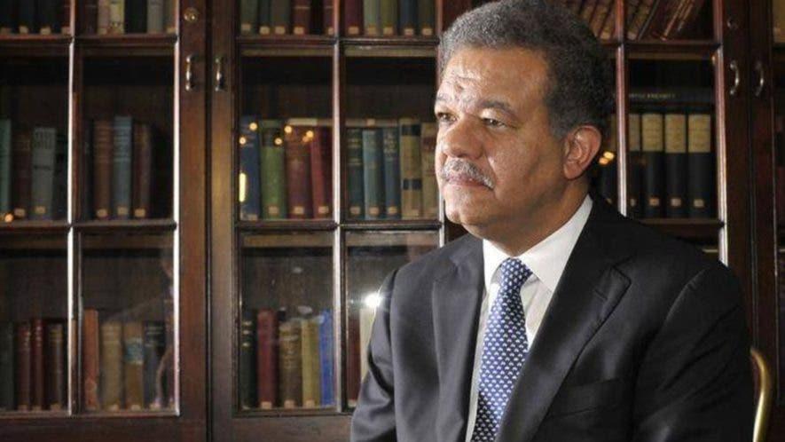 El expresidente Leonel Fernández explicó a EL DÍA el porqué de su posición sobre la reforma.
