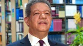 El expresidente Leonel Fernández. Foto de archivo.
