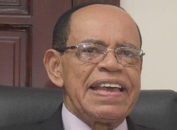 Lidio Cadet, presidente de la Comisión Electoral.