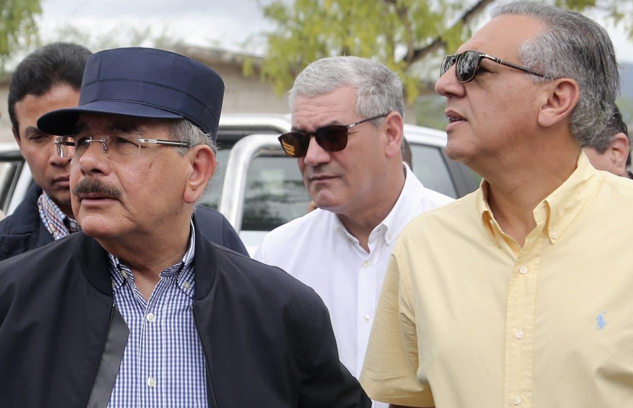 Presidente Medina pone fin a incertidumbre y dice que no va