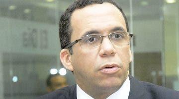 Andrés Navarro, aspirante a la Presidencia.
