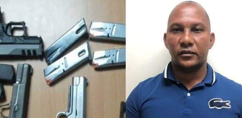 Tribunal impone tres meses de prisión preventiva a miembro de red de Julito Kilo