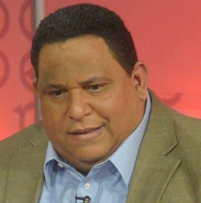 Rafael Hidalgo, presidente de la  Fedomu.
