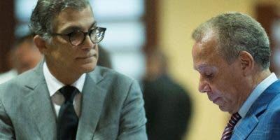 Dos de los implicados en los sobornos pagados por  Odebrecht.
