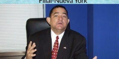 Ramón Mercedes, presidente de la filial de Adompretur en Nueva York.
