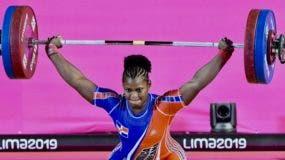 Crismery Santana logró medalla de plata en los Panamericanos 2019 que se celebran en Lima, Perú.