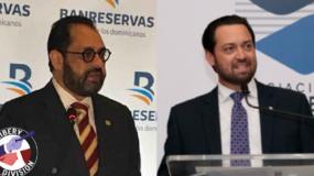 José Manuel Guzmán Ibarra (izquierda) y Gregorio Salcedo Llibre (derecha).