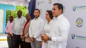 Jorge Jiménez, director del proyecto Gasoducto del Este, expresó que esta donación forma parte del conjunto de obras sociales que se ejecutan actualmente a través de la Fundación AES Dominicana.