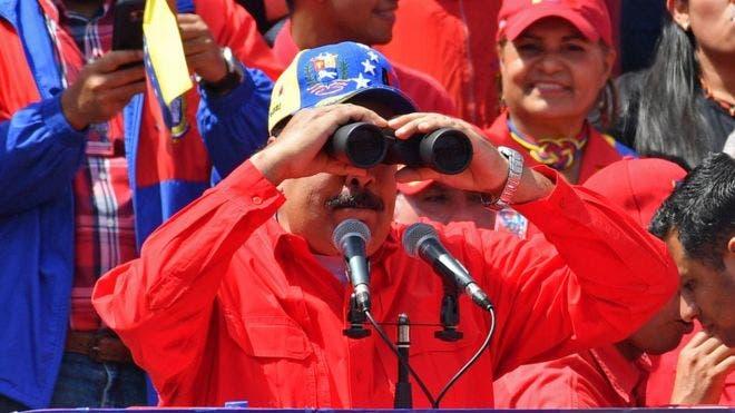 Maduro ha rechazado hasta ahora la exigencia de convocar unas elecciones presidenciales.