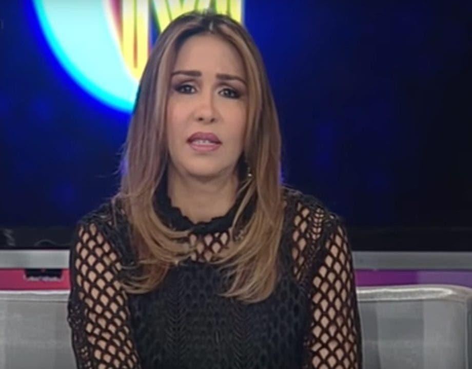 Comunicadora Mariasela Álvarez.