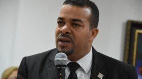 Milciades Guzmán Leonardo, fiscal titular de Santo Domingo Este.