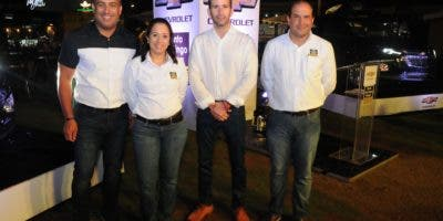Francisco Vásquez, Lourdes Blanco, Ricardo Torres y Juan Sierra.