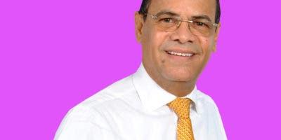 Ramón García, precandidato a diputado por el PLD en Santo Domingo Este.