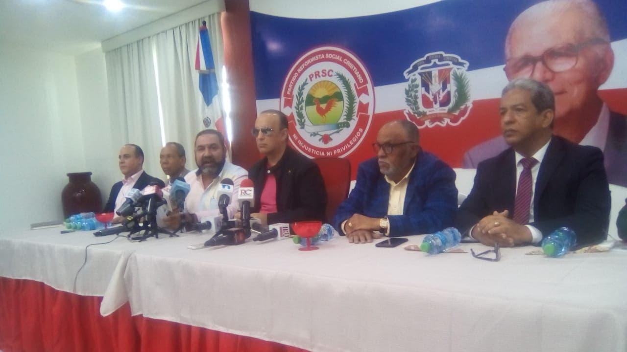 Partido Reformista plantea reforma constitucional inmediata y que se habilite a Danilo para el 2024