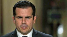 Ricardo Rosselló había dicho que no renunciaría.