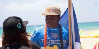El dominicano ha compartido podio con el suizo Maxime Chabloz, que ha quedado en segundo lugar, seguido del italiano Gianmaria Coccoluto.