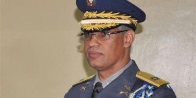 General Neivi Luis Pérez Sánchez.