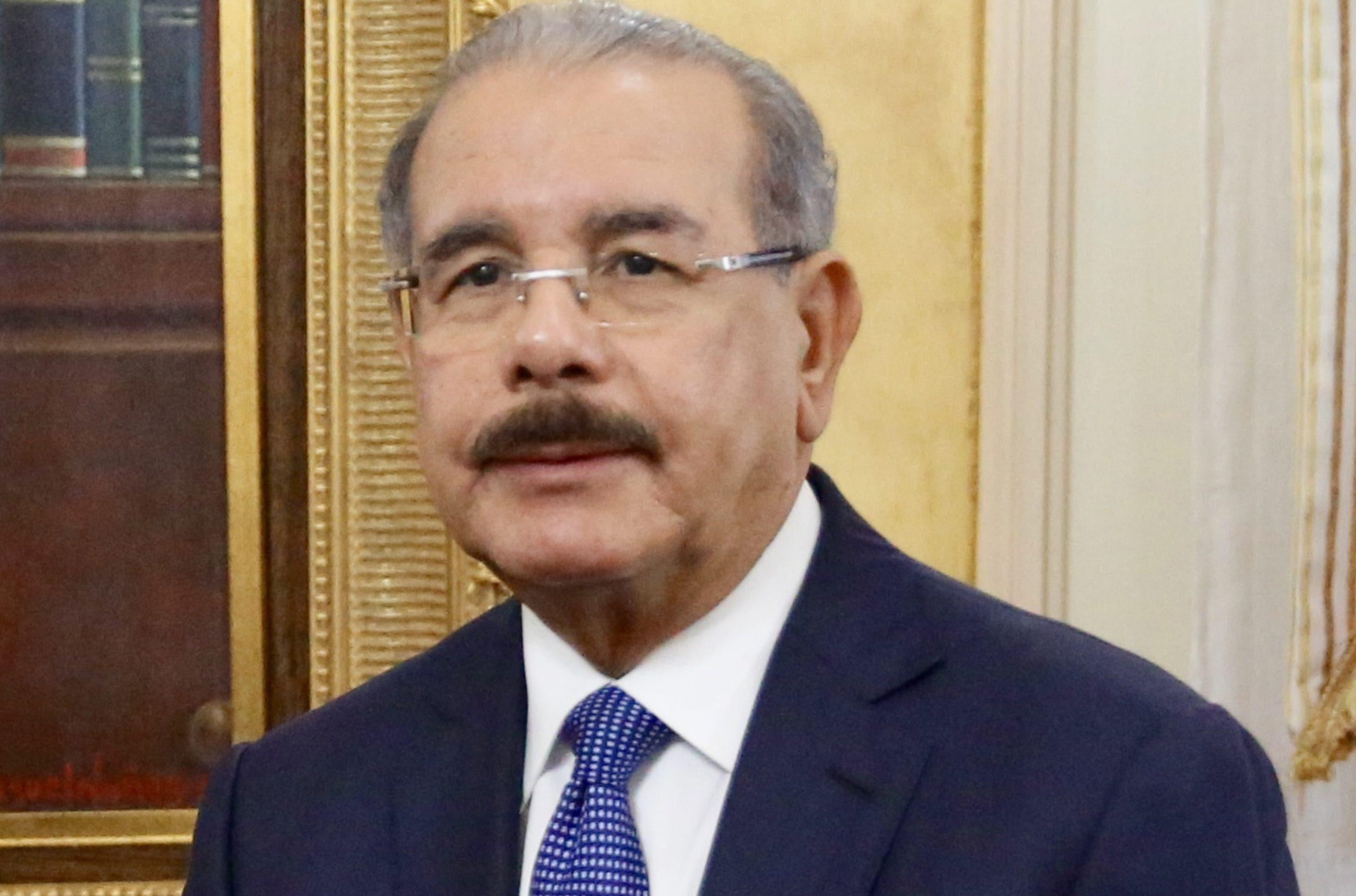 Presidente Danilo Medina votará este domingo en horas de la tarde