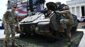 La celebración del Día de la Independencia contará con un desfile militar inédito en EE.UU.