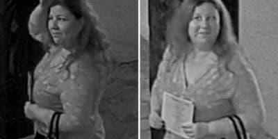 Se cree que la sospechosa ha asistido al menos a cinco bodas desde diciembre pasado.