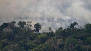 Más de la mitad de los incendios que se han desatado en Brasil en 2019 se registraron en la región amazónica del país. Foto de BBC Mundo