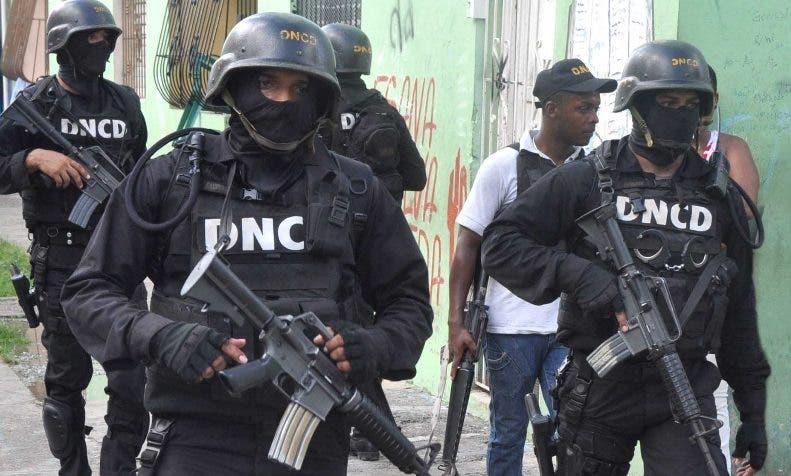 DNCD advirtió  que no tolerará acciones irregulares.