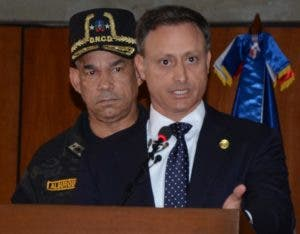 Autoridades ofrecieron detales del operativo conjunto.