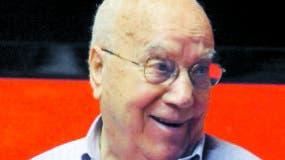 José Manuel Fernández, fallecido ayer en Santo Domingo.