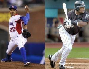 Octavio Dotel y Luis Castillo fueron vinculados a red.