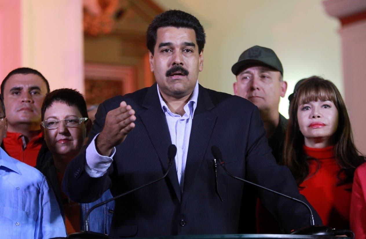 El presidente Nicolás Maduro no participa directamente en el diálogo con la oposición del país.
