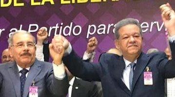 PLD realizará elecciones abiertas el seis de octubre.