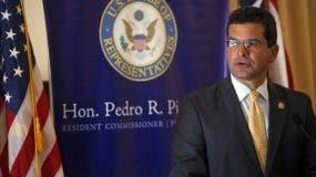 Pedro Pierluisi tiene el reto de devolverle a Puerto Rico la estabilidad política y económica.