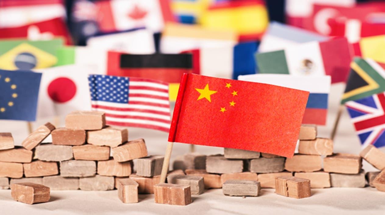 China y Estados Unidos mantienen una guerra comercial, que preocupa en el mundo.