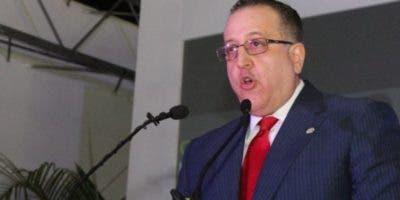 Magín Díaz durante su ponencia.  fuente externa