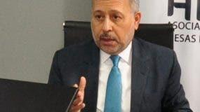 Leonel Castellanos Duarte, presidente de entidad.