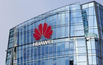 Huawei se nutre de  componentes de Estados Unidos.