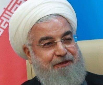 El presidente Hasan Rohaní pide un trato digno para Irán.