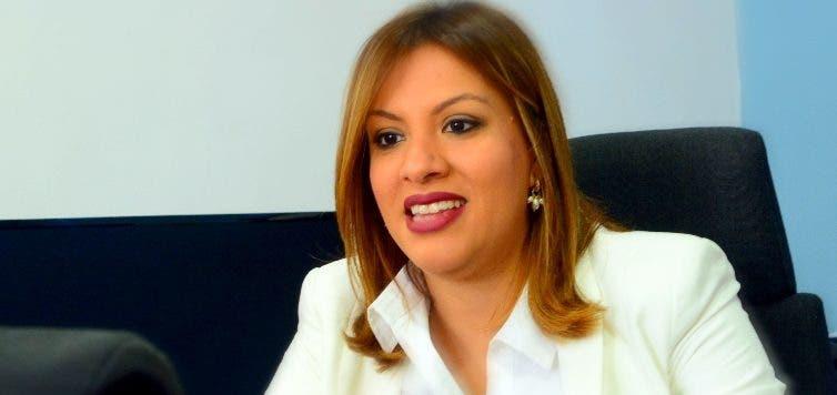 Paola Vásquez, presidenta del consejo de entidad.