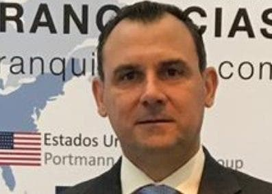Simón Planas, director de Front Consulting.